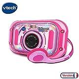 VTech-163555 Appareil Photo, 163555, Rose
