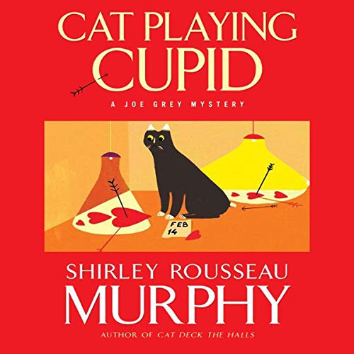 Cat Playing Cupid cover art