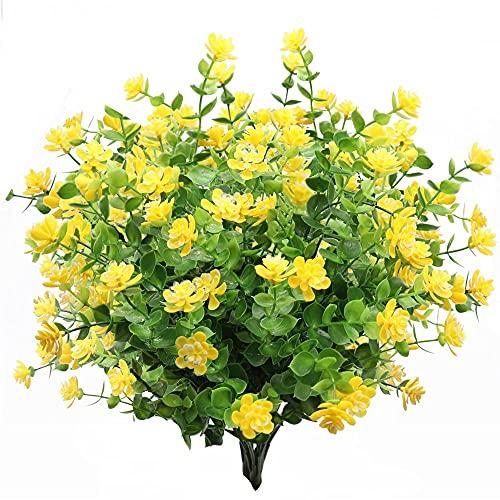 Flores Artificiales Para Cementerio Con Jardinera flores artificiales  Marca ZXM