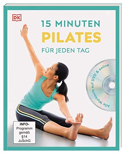 15 Minuten Pilates für jeden Tag: Alle Workouts auf DVD & online