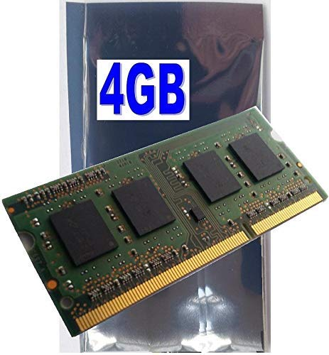 4GB Memoria, accessori alternativi, 4 GB adatto per: QNAP TS-451A-2G, TS 451A 2G, DDR3L VAR. Notebook