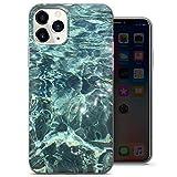 Coque design pour iPhone 5c Motif Ocean Water Texture D003