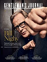 Gentleman's Journal Magazine (March/April 2017) Bill Nighy Cover