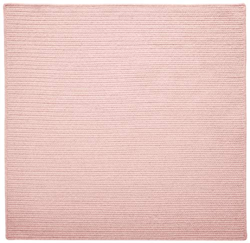 Colonial Mills Westminster Area Rug 7x7 Blush Pink