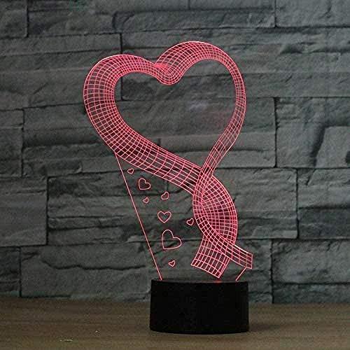 3D-Illusionslampe, 3D-Nachtlicht für Kinder, Jugendzimmer, Dekoration, 3D-Junge Baby, kreative Tisch-Schlaflampe