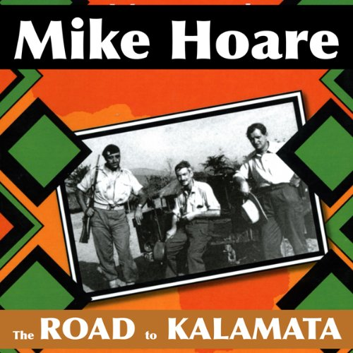 The Road to Kalamata audiobook cover art