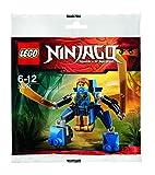 LEGO NEW Polybag Ninjago 30292 - Jay´s Nano Mech