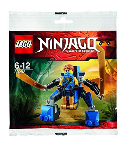 LEGO NINJAGO 30292 Jay's Nano Mech
