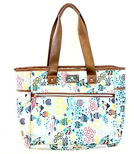 Lily Bloom Aquarium-Tasche, umweltfreundlich