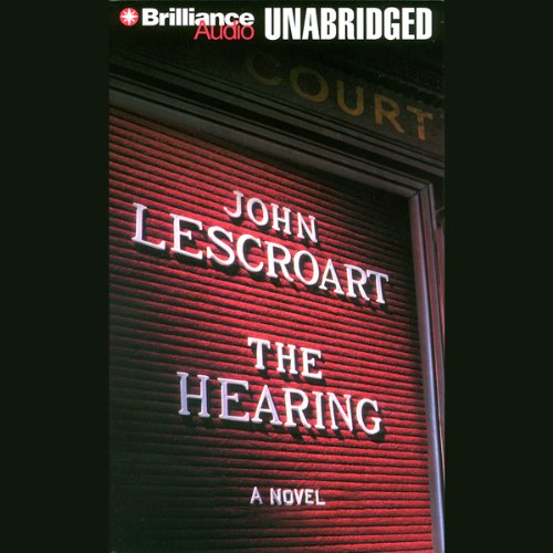 The Hearing audiobook cover art