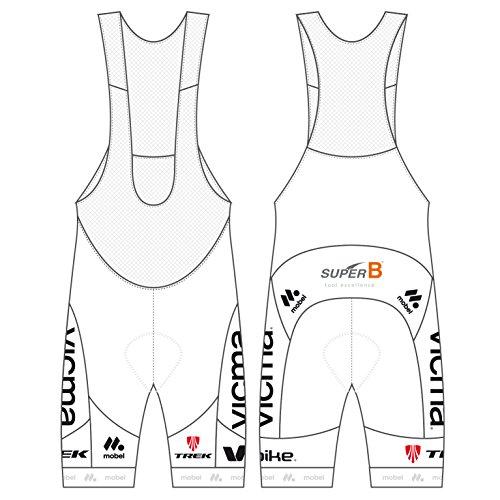MOBEL SPORT - 44434 : Culote corto Vicma Bike Team 2015