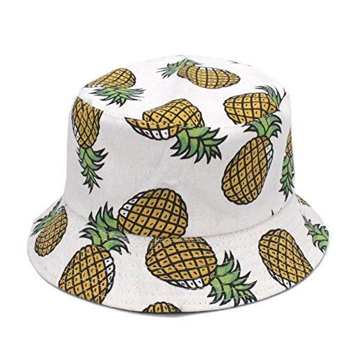 Sombrero unisex de algodón con visera ancha, correa para la barbilla, botones de presión laterales y rejillas de ventilación