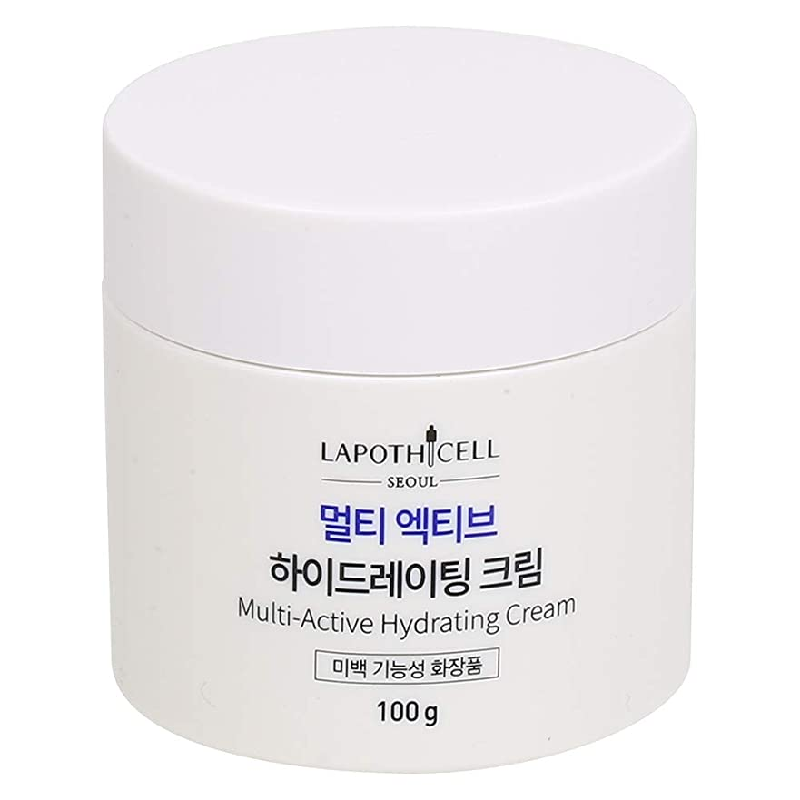 Lapothicell☆Multi-Active Hydrating Cream100g[並行輸入品]