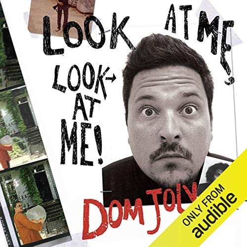 Look at ME, Look at ME! cover art