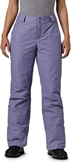 Columbia Women's Bugaboo Omni-Heat Pant, Dusty Iris, X-Small Regular