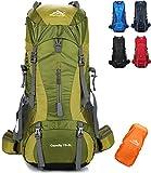 onyorhan 70L+5L Zaino Viaggio Trekking Escursionismo Campeggio...