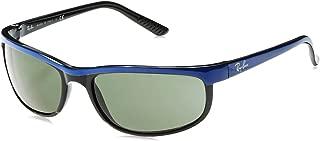 Men's RB2027 Predator 2 Rectangular Sunglasses