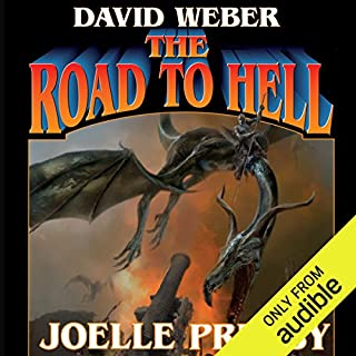 The Road to Hell audiobook cover art
