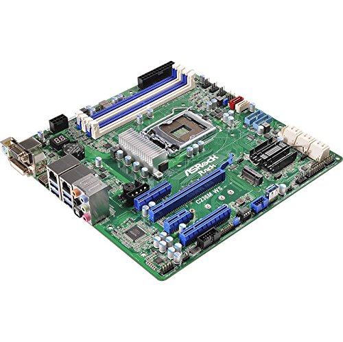 Asrock c236 m ws Server/Workstation Mainboard