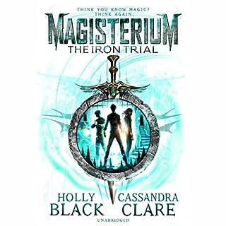 Couverture de Magisterium: The Iron Trial