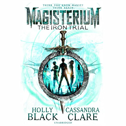 Couverture de Magisterium: The Iron Trial