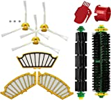 Juego 10 Accesorios Repuesto Kombi compatible para iRobot Roomba 500...