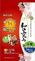 (まとめ買い)ペットライン ジェーピースタイル 和の究み 小粒 1歳からの成犬用 2.1kg(300g×7パック) 【×3】