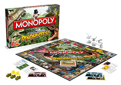 Monopoly Dinosaures