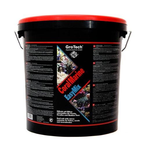 Grotech CoralMarine EasyMix 25kg für 750 Liter Eimer - Premium Quality Reef Salt