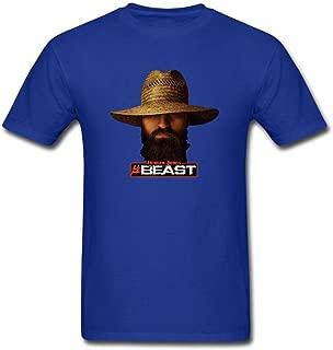 ONU529A Beast Demun Jones Men's T-Shirts