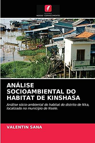 Análise Socioambiental Do Habitat de Kinshasa