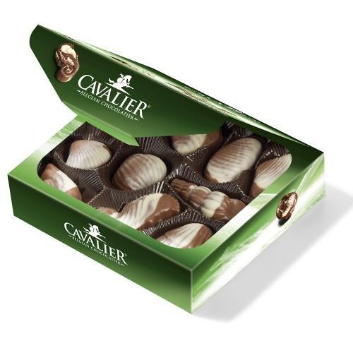 Cavalier Meeresfrüchte mit Süßstoffen aus STEVIA, 1er Pack (1 x 125 g)