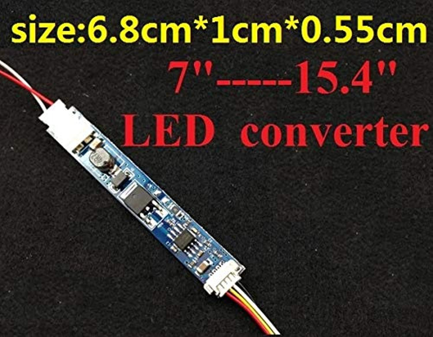 DIPU WULIAN 3 Pieces lot LED conGrüner with cable for 7 -15.4  inch Notebook laptop,LED Drive 10  11 inch 12 13 14 15inch