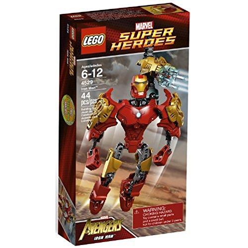 Lego SUPER Heroes IP 4529 Lego Iron Man