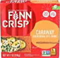 Finn Crisp Caraway Thin Crispbread with Sourdough Rye
