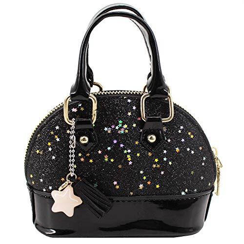mini bags 2021 Aisa Girls Mini Dome Satchel Purse Cute Coin Purse Chain Crossbody Tote Handbag
