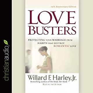 Love Busters audiobook cover art