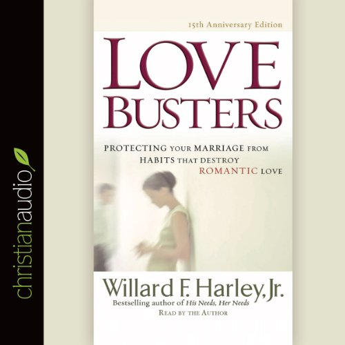 Love Busters cover art