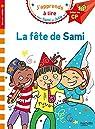 Sami et Julie CP Niveau 1 La fête de Sami par Bonté