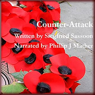 Counter-Attack audiobook cover art