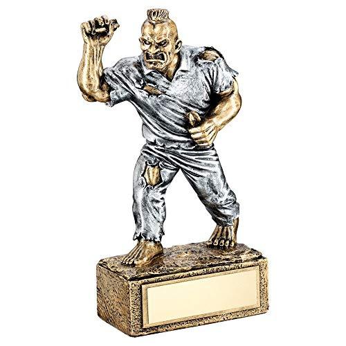 Lapal Dimension BRZ/Pew Darts 'Beasts' Figur Pokal – 17,5 cm