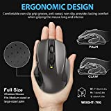 Zoom IMG-1 tedgem mouse wireless 2 4