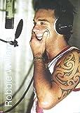Robbie Williams Poster Studio ESCAPOLOGY