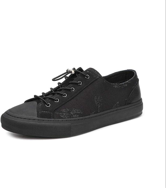 Men's shoes,Flat Loafers, Deck shoes,Comfort Breathable, Mens Casual shoes, Mesh Driving shoes, Men's Fashion shoes (color   Black-38)
