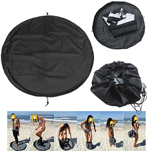 Durable Wetsuit Changing Mat/Waterproof Dry-Bag For Surfers,Beach Swimming Clothes Storage Bag,for Surfers Kayakers and BoatersThat Need to Change out of Their Wetsuit (50cm)