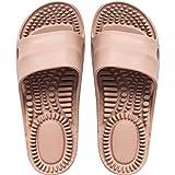 XWZJY Pantofole per Massaggio digitopressione Riflessologia Massaggiatore Plantare Scarpe Sandali Stuoia per Donne, Promuovere la circolazione sanguigna Affaticamento Allevia, 3 Dimensioni