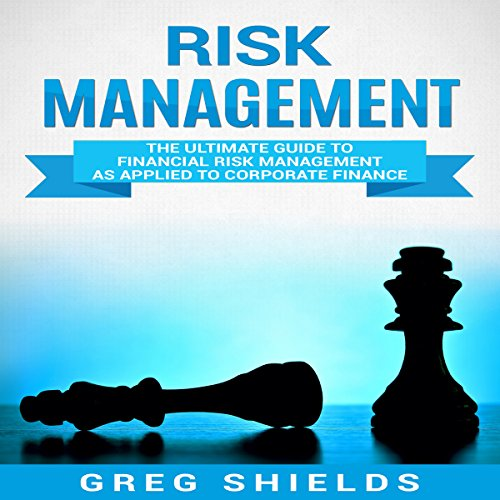 Risk Management audiobook cover art