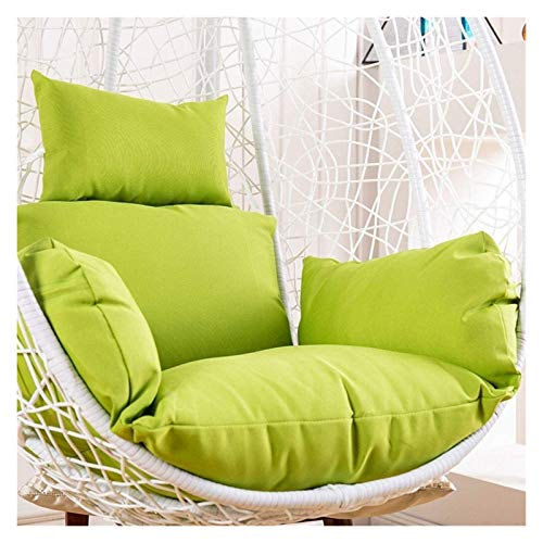 HLZY Outdoor Cushions for Patio Chairs Thicken Egg Chair Cushion Hanging Chair Pad for Garden Swing Seat Hanging Egg Chair Hanging Basket Seat Deck Chair Cushions