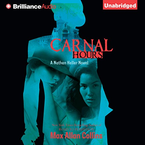 Carnal Hours audiobook cover art
