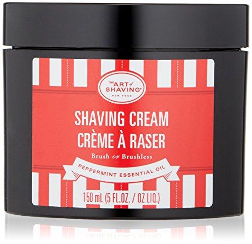 The Art Of Shaving Shaving Cream - Peppermint Essential Oil 150ml